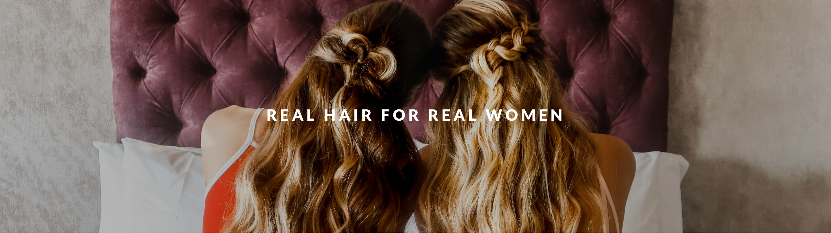 Real hair for real women