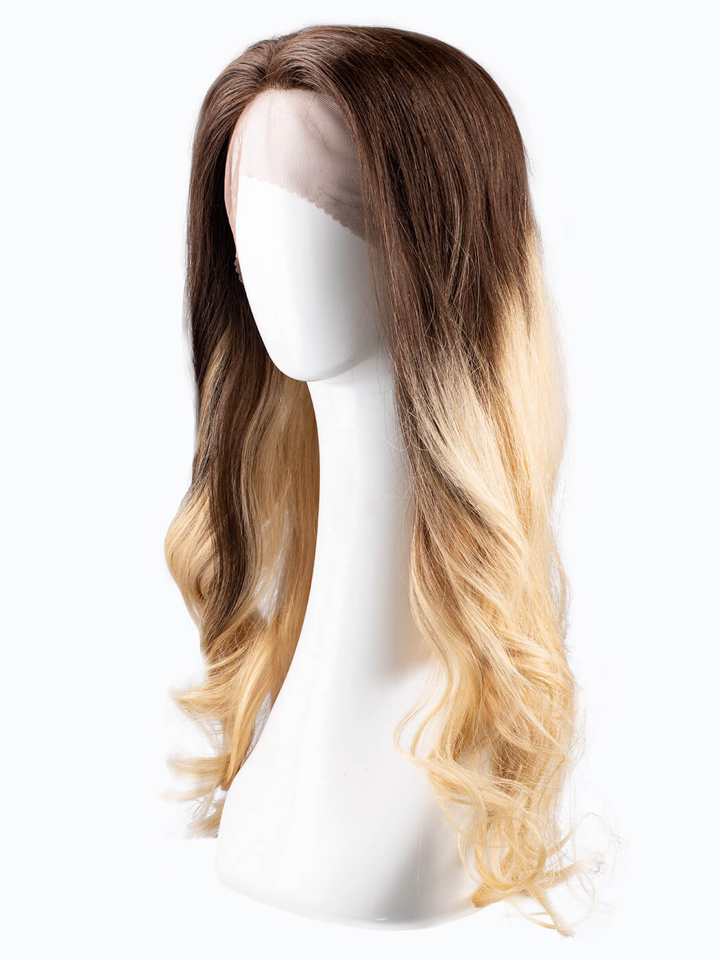Human Hair   Ombre Blonde