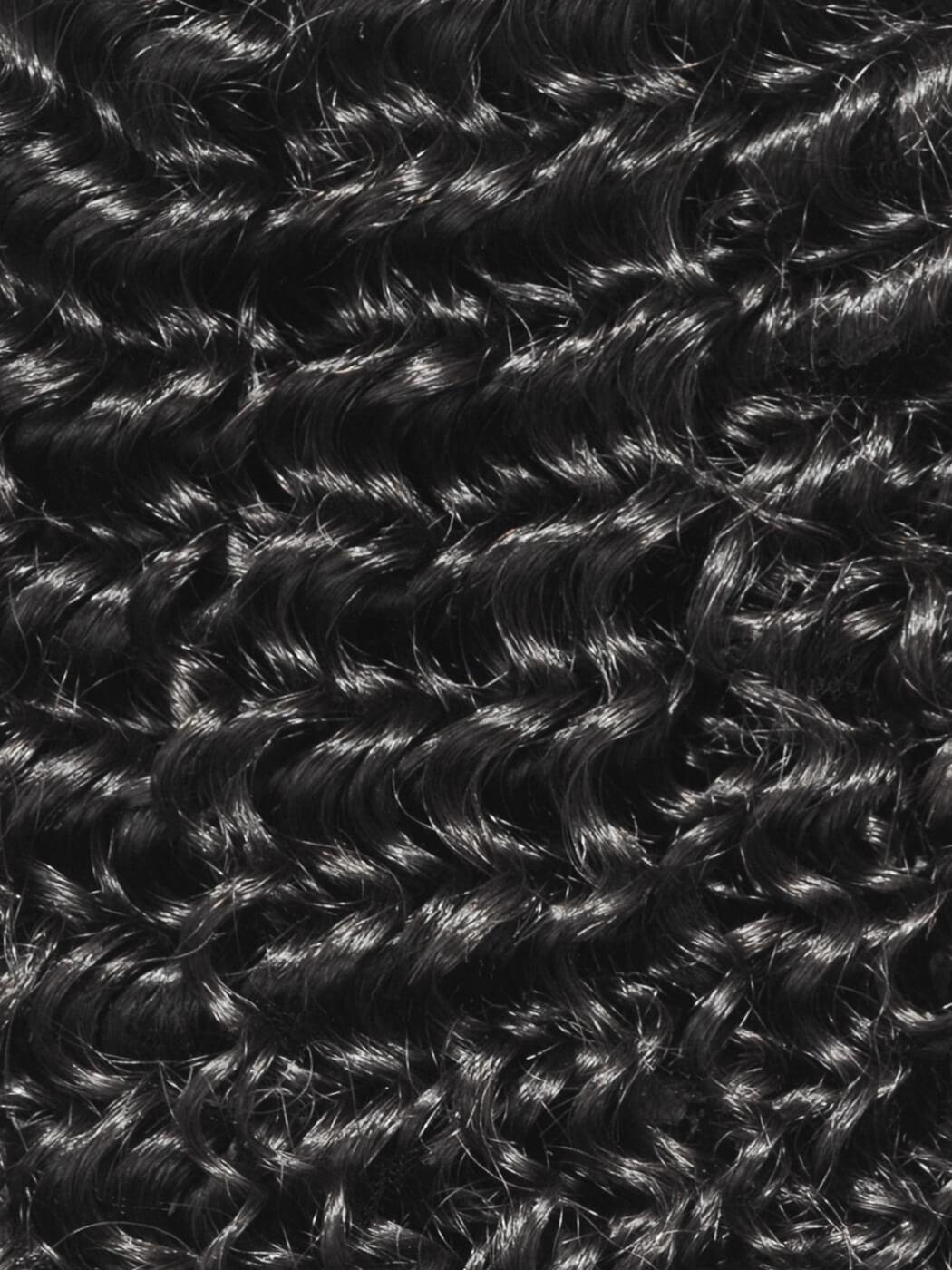 Human Hair | Jet Black