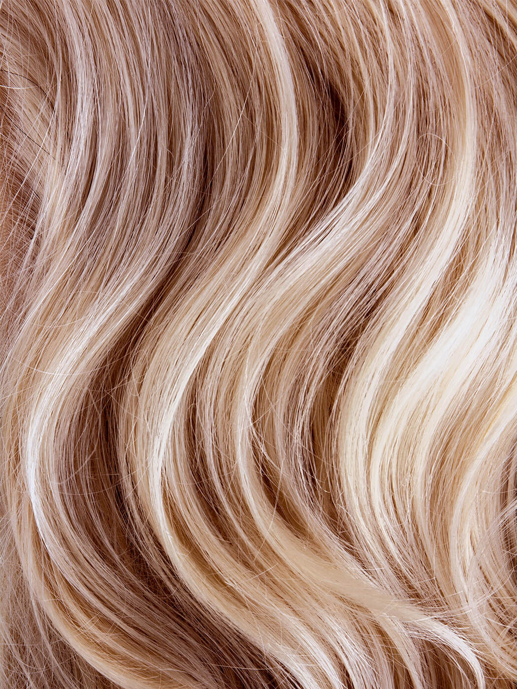 Human Hair | Rooted Blonde Balayage