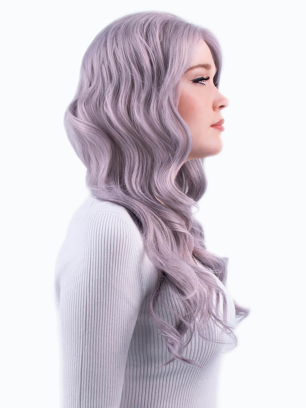 High Temp Fiber | Silver Lilac