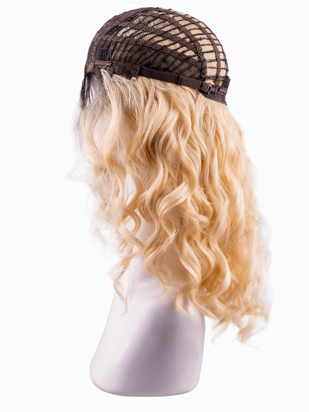 High Temp Fiber | Rooted Blonde